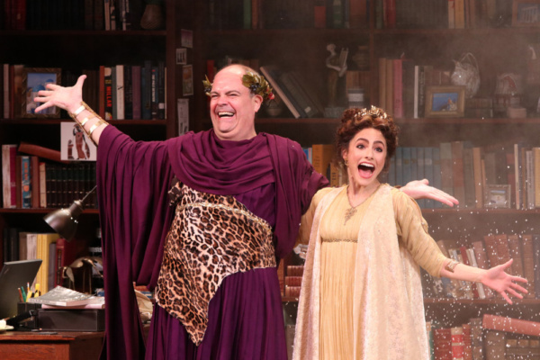 Photos: First Look at Ken Ludwig's THE GODS OF COMEDY At McCarter