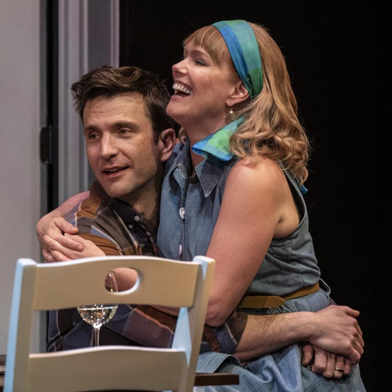 BWW Review: DINNER WITH FRIENDS at Everyman Theatre is a Well Told Story of Friendship and Marriage