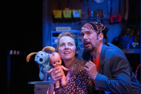 Photo Flash: First Look at Rubicon Theatre Company's FUDDY MEERS