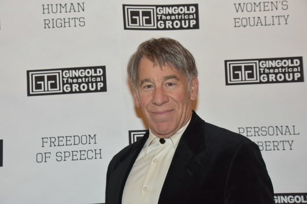 Photo Coverage: Gingold Theatrical Group's GOLDEN SHAMROCK GALA Honors Stephen Schwartz