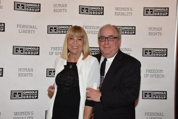 Marylee Martin Terrano and Richard Terrano