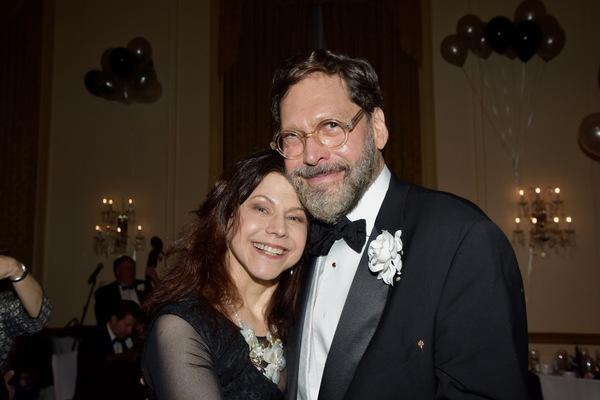 Natasha Staller and David Staller