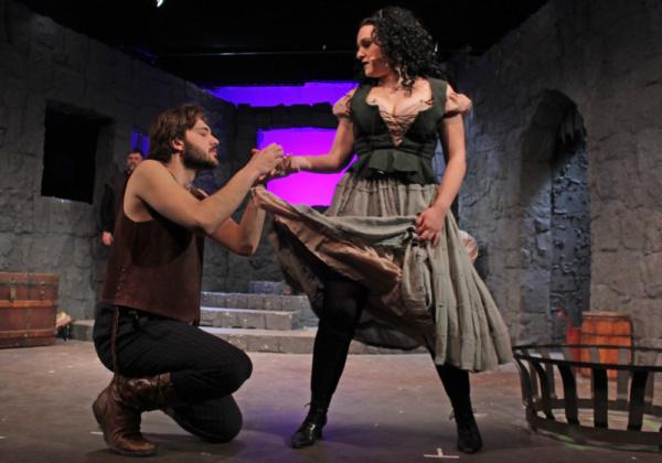 Photo Flash: First Look at MAN OF LA MANCHA at Hampton Theatre Company