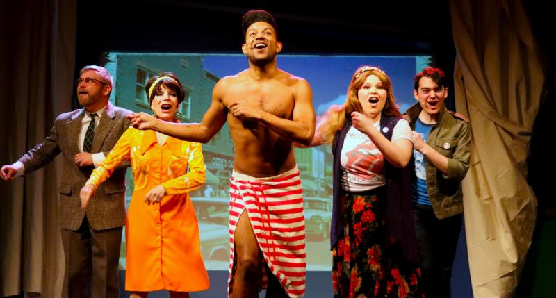 BWW Review: Jordan Wolfe's NIGHT OF THE LIVING DEAD: THE MUSICAL Makes Zombies Fun Again