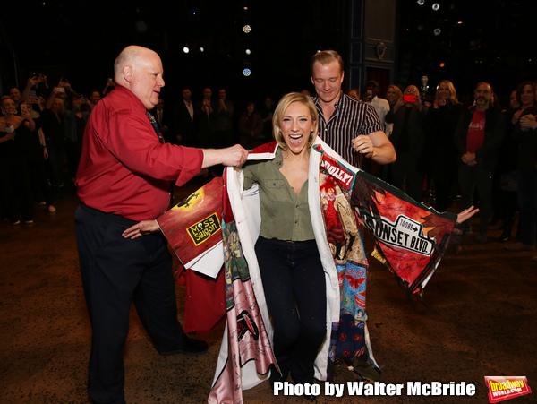 David Westphal, Erica Mansfield and Ryan Worsing  Photo