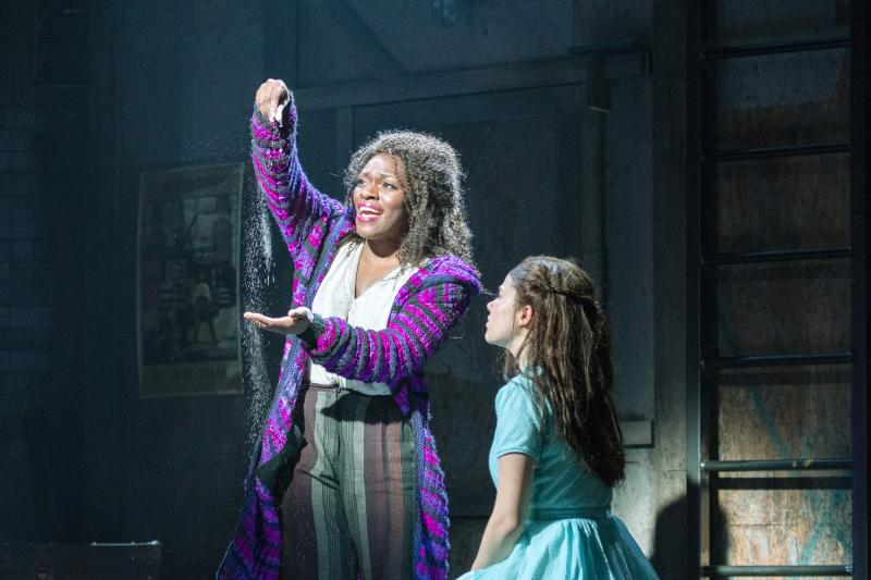 BWW Review:  Duncan Sheik, Steven Sater and Jessie Nelson's ALICE BY HEART Turns Blitz-Ravaged London into Wonderland