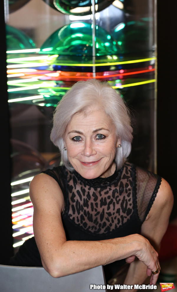 Photo Coverage: Broadway Stars Embrace Their Silver Linings With 'Gray Pride'