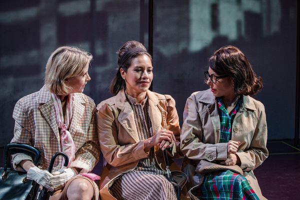 Photo Flash: First Look at Latino Theater Company's THE MOTHER OF HENRY