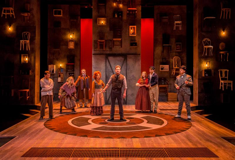 BWW Review: SWEENEY TODD at Adrienne Arsht Center-Like It's Never Been Told Before