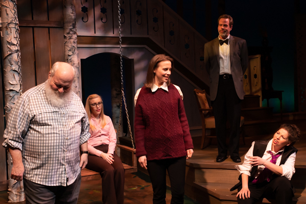 Photo Coverage: First look at CATCO is Theatre's LIFE SUCKS.