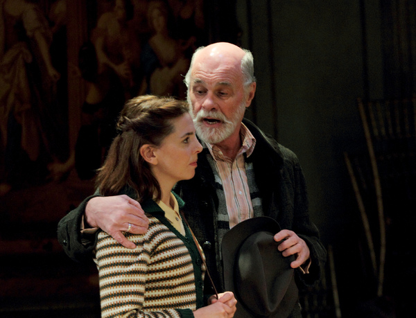 Photo Flash: First Look at THE BAY AT NICE at Menier Chocolate Factory