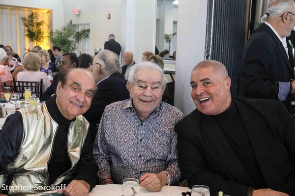 Dick Capri, Freddie Roman, SARGE