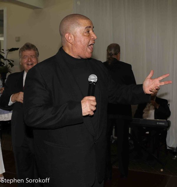 Photo Coverage: Footlighters Honor SARGE with Shecky Green Lifetime Achievement Award