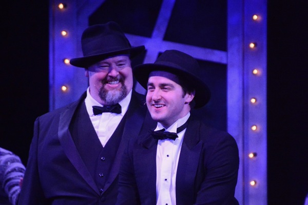Jason Simon and Richard Lafleur Photo