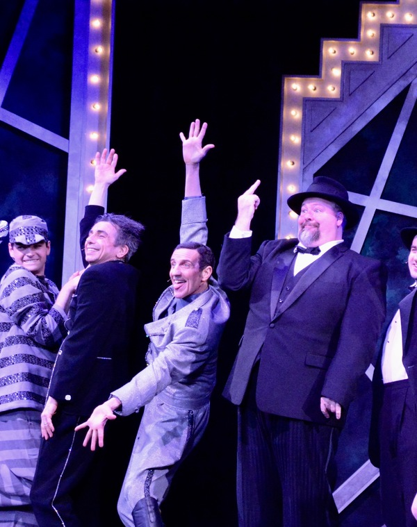 Photo Coverage: THE PRODUCERS Opens at The Argyle Theatre