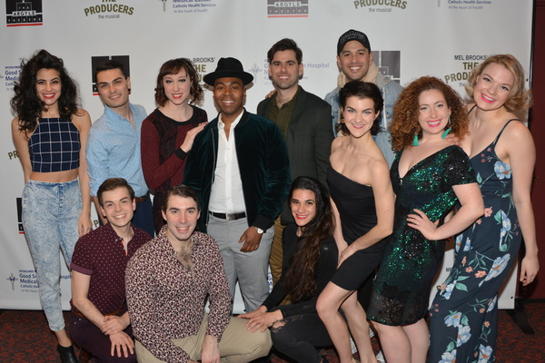 The Ensemble Cast that includes-Kyra Christoher, Jerome Doeger, Courtney Fekete, Carissa Fiorillo, Heather Kiobukowski, Ryan Koerber, Gerard Lanzorotti, Ashley Munzekm Matthew Rafanelli, Robert Serrano, Ryan Thurman and Erica Wilpon