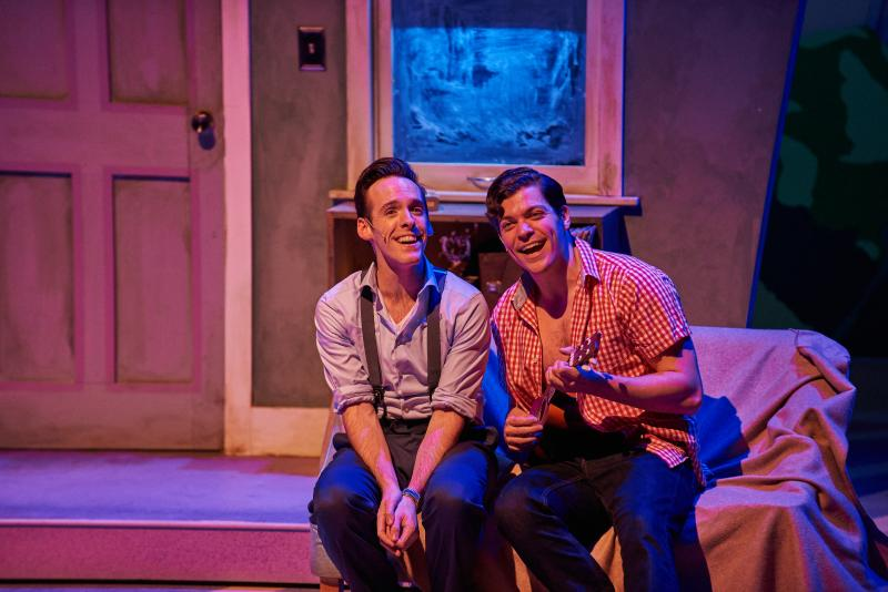 BWW Interview: Daniel Wisniewski Talks 'All out Love,' Wealth, and Technicolor in Aurora Theatre's MEN WITH MONEY