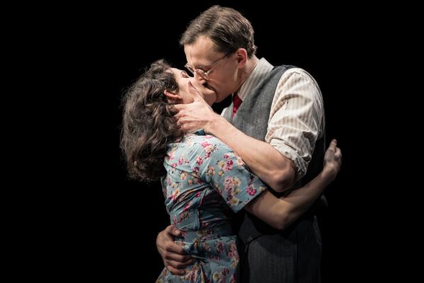 Ruby Bentall (Esther Rubenstein) & Henry Proffit (Jakob Rubenstein) Photo