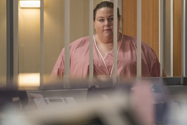 Chrissy Metz as Kate Pearson