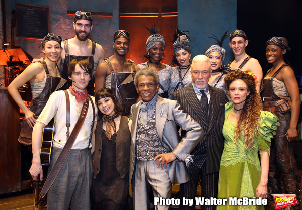 Photo Coverage: Go Way Down and Meet The Cast of HADESTOWN on Broadway!