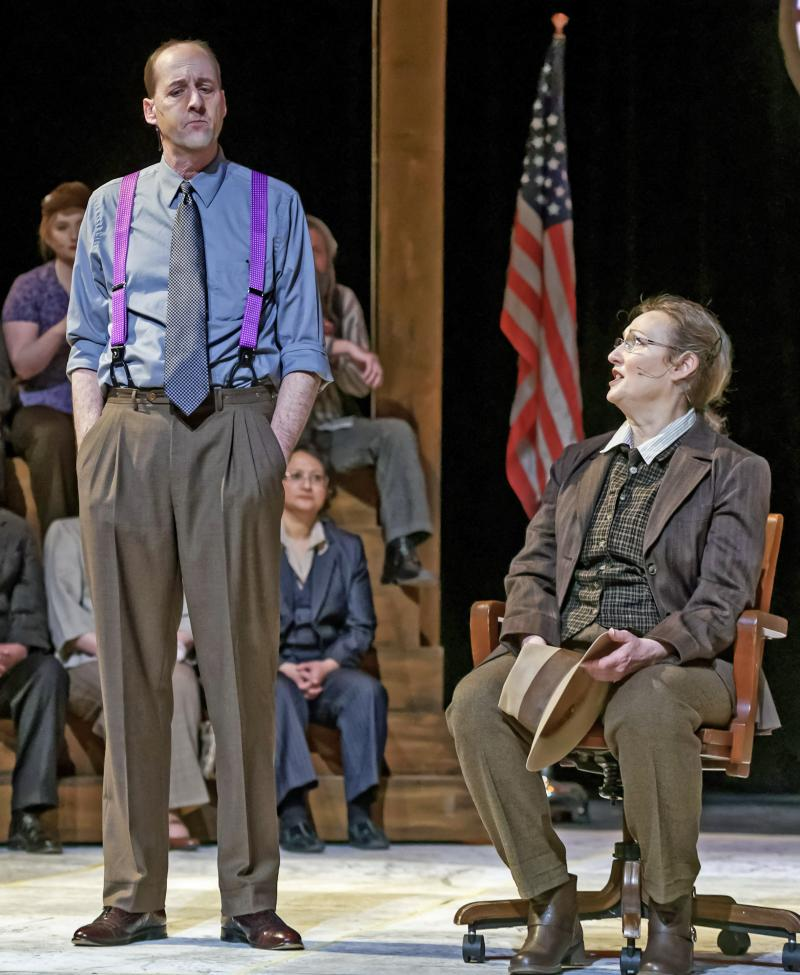 BWW Review: INHERIT THE WIND at White Theatre