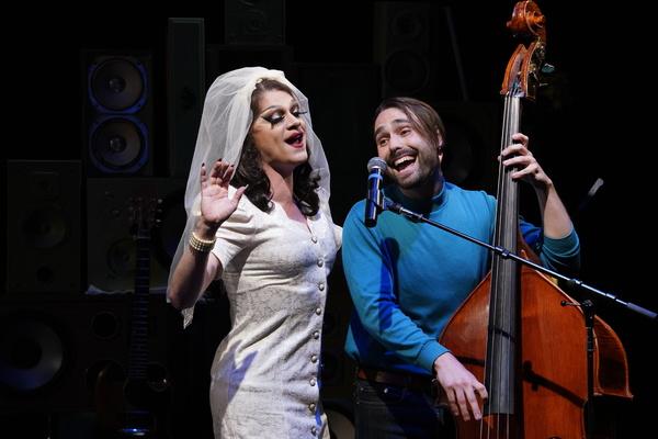 Photo Flash: jackbenny at the Luckman Fine Arts Complex Intimate Theatre