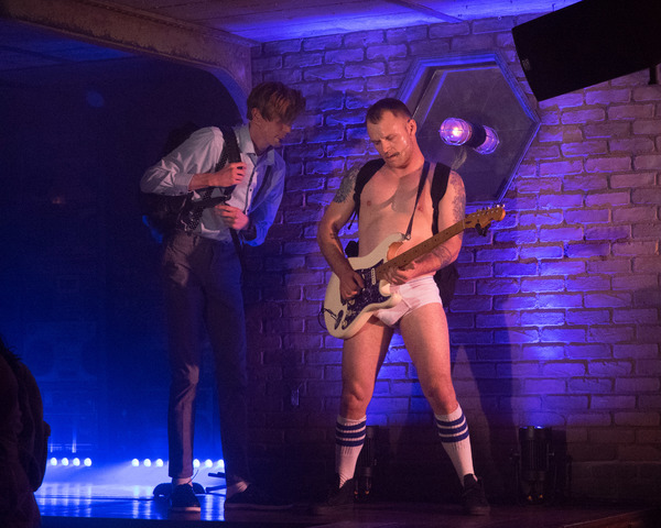 Photo Coverage: FOR THE RECORD: THE BRAT PACK At Break Room 86