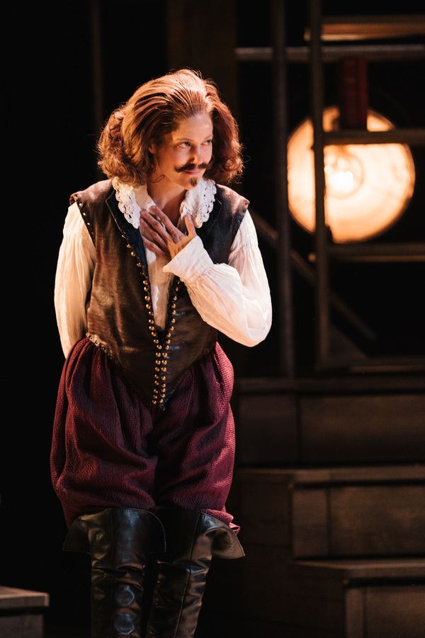 Photo Flash: First Look at EMILIA at the Vaudeville Theatre