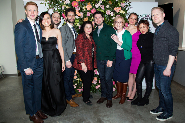 Ben Wexler, Emily Gardner Xu Hall, Andy Roninson, Avi Amon, Julie Larson, Matt McCollum, Heather Hitchens, Julie Gytri, Daphne Rubin-Vega, Anthony Rapp