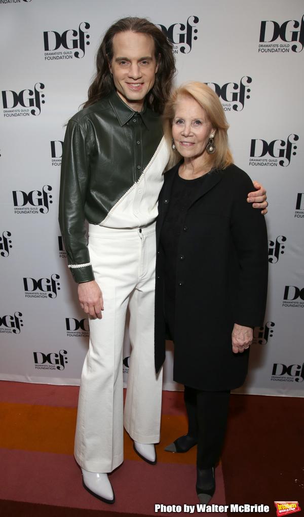 Photo Coverage: Judith Light and Tony Kushner Honored With DGF Madge Evans & Sidney Kingsley Awards