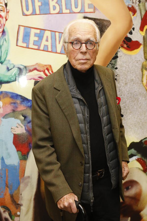 playwright John Guare Photo