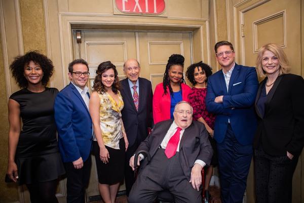 Christina Soujous, Paul L. King, Isabelle McCalla, Michael I. Sovern, Tonya Pinkins,  Photo