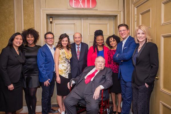 Linda P. Chen, Christina Soujous, Paul L. King, Isabelle McCalla, Michael I. Sovern,  Photo
