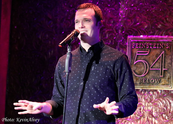 Photo Coverage: Daniel Abrahamson 'First Date' songwriting review at Feinstein's/54Below