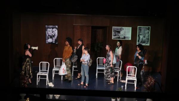 Cast: Claire-Monique Martin, Gabriela Lopez Hernandez, Idalis Rideout, Barbara Bernar Photo