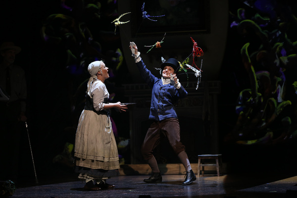 Photo Flash: Ford's Theatre Society Presents INTO THE WOODS