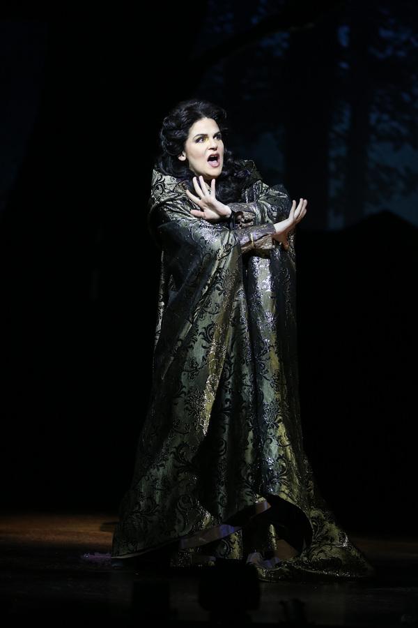Rachel Zampelli as Witch Photo