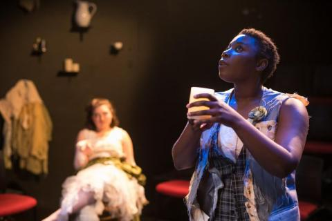 BWW Review: LA RONDEAt The Exit On Taylor Is A Modern Updating Of Schnitzler's Scandalous Sex Romp Adding A Feminist Perspective