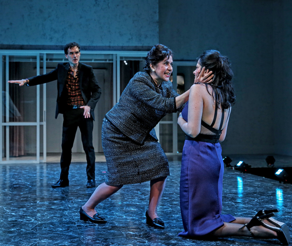 Photo Flash: First Look At THE WHITE DEVIL At Lucille Lortel Theatre