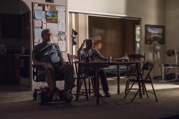 Francis Guinan (Fred) and K. Todd Freeman (Dee) Photo
