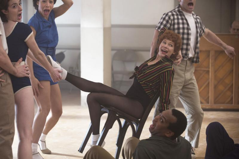 BWW Review: Sam Rockwell and Michelle Williams Share Passions For Dance and For Each Other in FOSSE/VERDON