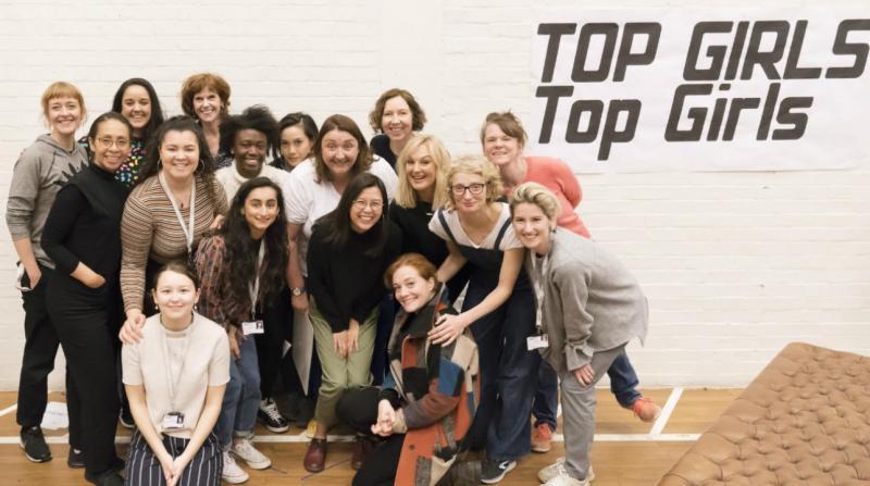 BWW Interview: Siobhan Redmond Talks TOP GIRLS