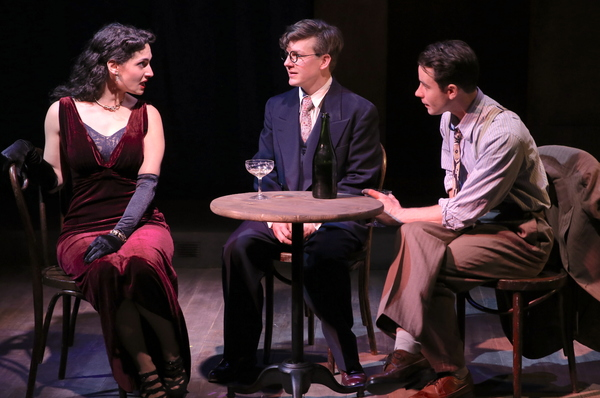 Sophia Blum, Seamus Mulcahy & Sean Hudick