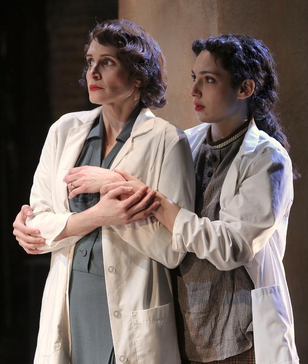 Carey Van Driest and Sophia Blum