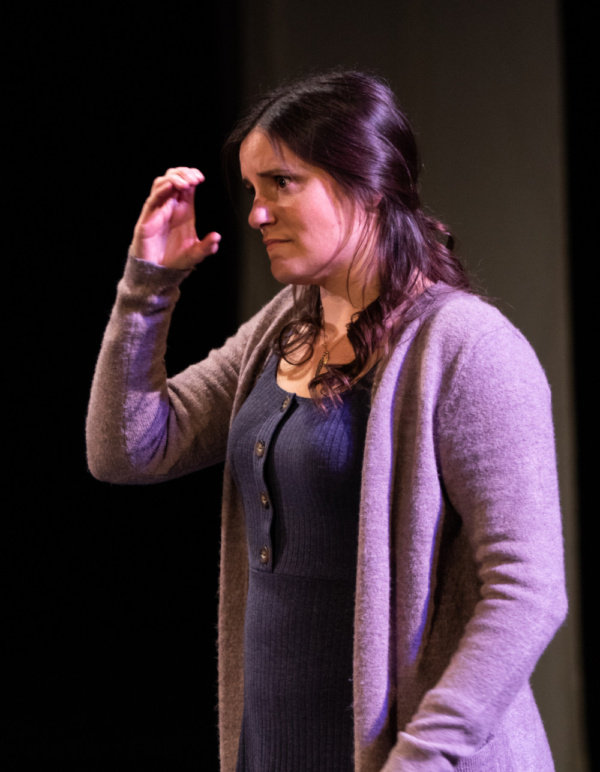 Photo Flash: First Look At CONSTELLATIONS At The Wilbury Theatre Group