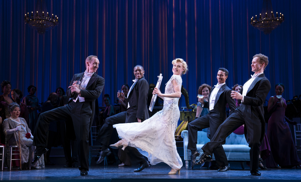 Photo Flash: First Look at Encores! I MARRIED AN ANGEL!