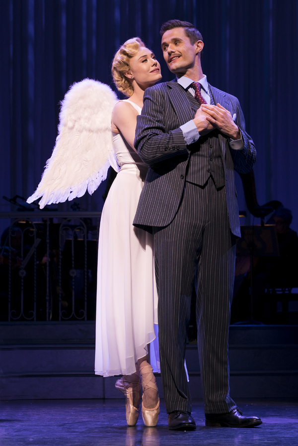 Sara Mearns and Mark Evans
