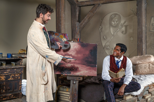 Photo Flash: Pittsburgh Opera Returns To Benedum Center with Puccini's LA BOHEME