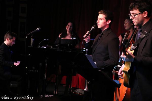 Matt Baker and Band Photo