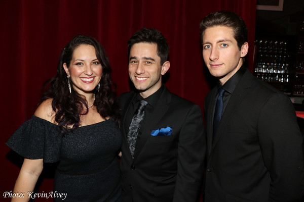 Nicole Zuraitis, Nico Sarbanes, Matt Baker